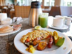 omelette at Riu Palace Bavaro - All Inclusive Hotel - breakfast buffet - Hotel in Punta Cana Dominican Republic