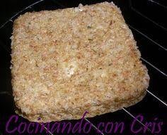 Esta receta marca un antes y un después en la dieta Dukan!!!!!!!!!!!!!!!!! Es es...