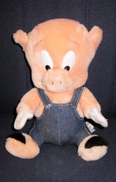 "Oh, We can't Forget ""Porky Pig"" !!!"