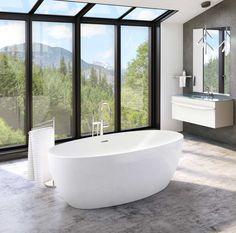 Fleurco Aria - VOCE - Bathroom and Kitchen Products, Accessories & Installation | Bath Emporium