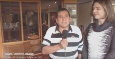 Juan Ramón Lozano desde hace cinuenta años hace parte de la familia Camacho Roldan y es fiel testigo de los grandes logros de esta empresa