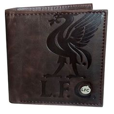Liverpool F.C. Luxury Lined Wallet 880 #Liverpool #F.C. #Luxury #Lined #Wallet