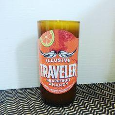#travelergrapefruitshandy #beer #bottle #candle #warmvanillasugar #shopetsy #lovemyjob #merrychristmas