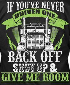 Heavy Duty Trucks, Big Rig Trucks, Truck Driver Wife, Truck Drivers, Truckers Girlfriend, Trucker Quotes, Truck Memes, Truck Art, Trucks And Girls