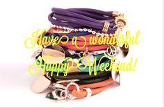 Bracelets - colours