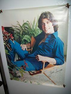 JOHN TRAVOLTA SHIRTLESS HAIRY ACTOR GREASE 70s ... Real ...
