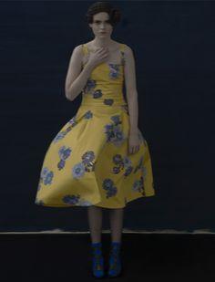 Lilith 2014. Et pourtant elle est jaune.... Je la veux!