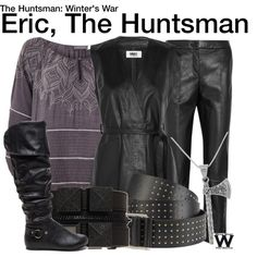 Inspired by Chris Hemsworth as Eric, The Huntsman in 2016's The Huntsman: Winter's War.