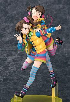 The Idolm@ster Ami Futami & Mami Futami 1/8 Scale Figure 1