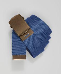 Levi's Web Military Belt - Royal Blue - Belts
