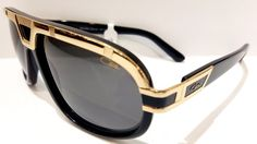 *AUTHENTIC* CAZAL SUNGLASSES MOD 884 COL 001 62-15 #CAZAL