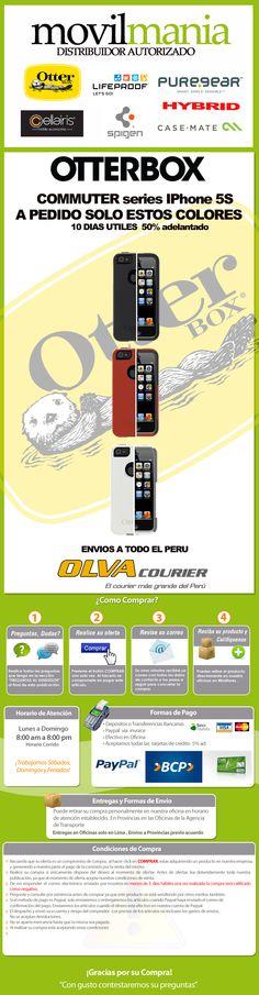 16c5e1059d3 Encuentra Movilmania Funda Otterbox Symmetry Para Samsung Original -  Accesorios para Celulares en Mercado Libre Perú! Descubre la mejor forma de  comprar ...