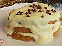 MILLEFOGLIE DI PANETTONE ricetta dolce Natale