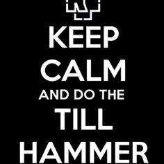 Till Lindemann #tillhammer #rammstein