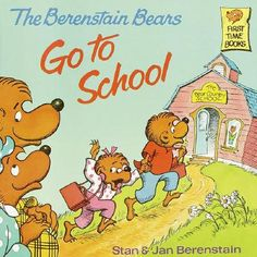 The Berenstain Bears books by Stan & Jan Berenstain  My Mama probably still has this in storage...and I'm 31!