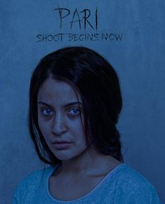 Pari: Anushka Sharma gives us spooky vibes in the first look