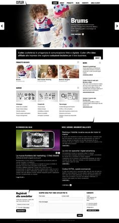 CUTLER - #Multimedia Communication - #Best #website, #web #design #inspiration #showcase www.niceoneilike.com