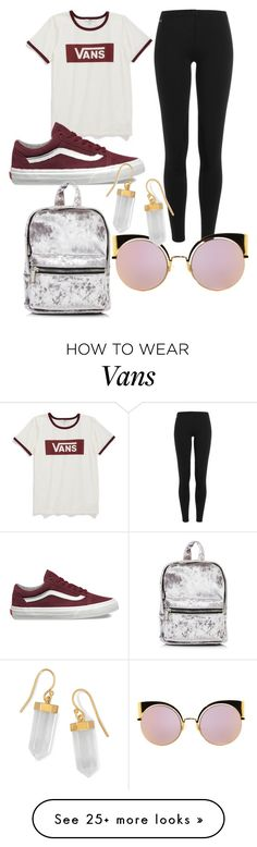 """""""Untitled #480"""" by silkroadgirl on Polyvore featuring Vans, Polo Ralph Lauren, Fendi and BillyTheTree"""