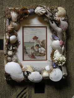Memories of a day at the beach. $88.00, via Etsy.