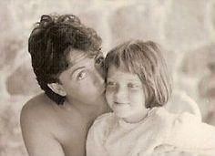 """paulloveslinda: """" Paul McCartney and daughter Stella, 1981 """""""