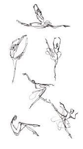 Image result for pirouette flow movement sketches