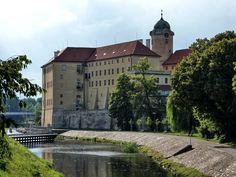 Poděbrady Castle, The Czech Republic