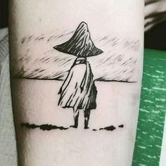 Snufkin Tattoo                                                       … …