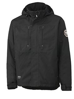 160c2be8221e Helly Hansen Workwear Men s Berg Insulated Jacket Review Work Jackets