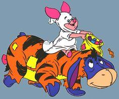 Piglet & Eeyore,  Halloween