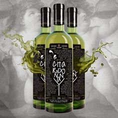 Tikves Chardonnay Label (Concept) on Packaging of the World - Creative Package Design Gallery