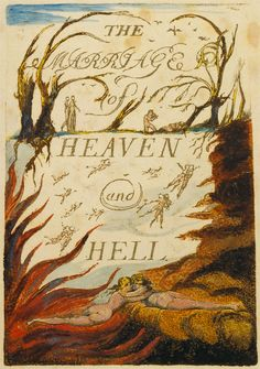 William Blake   1757–1827   The Marriage of Heaven and Hell   1794   The Morgan Library & Museum