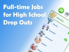 Drop Out of High School and Get a Real Job by telford at Mod The Sims via Sims 4 Updates Sims 4 Mods, Sims 4 Game Mods, Sims Games, Sims 4 Cheats, Sims 4 Traits, High School Dropouts, Sims Free Play, Sims 4 Studio, Sims 4 Gameplay