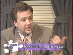 Here's my TV interview where I 'Demystify Social Media' (in less than 20 minutes - LOL)