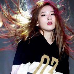 Seulgi hair