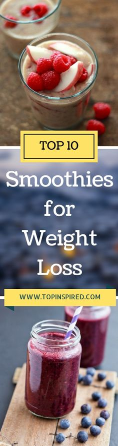 Everybody loves smoothies and shakes, because they are an effective and easy way to drop pounds in a healthy way. There are so many different smoothies, the ones with yogurt , the ones without, and then there's the smoothies for weight loss kind ones. Drinking a protein shake in the morning is a simple weight-loss method that everyone can afford.