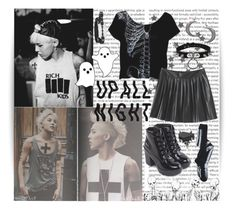 """""""My Style... My Tattoo."""" by k-pop-things-and-such ❤ liked on Polyvore featuring Oris, Iron Fist, ALDO, McQ by Alexander McQueen, bigbang, gdragon, jiyong, bigbanggdragon and gdragonbigbang"""