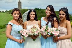 Super venue and location for wedding photos - Scrobo Golf Club.