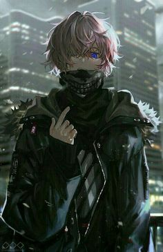 A online pace for discussion about anime/manga related things around the world Dark Anime Guys, M Anime, Cool Anime Guys, Hot Anime Boy, Fanarts Anime, Anime Angel, Anime Kawaii, Anime Demon, Anime Art