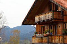 Tegernsee Fachwerkhäuser