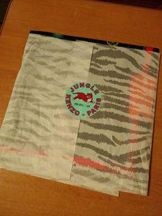 Moje codzienne pasje: Jedwabna chustka Kenzo dla H&M