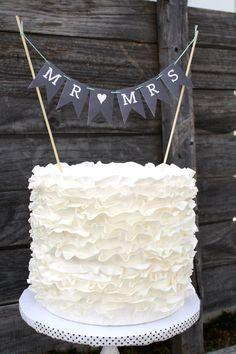 Super cute Cake Banner!!!