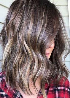Top 14 Pretty Perfect Hair Color Ideas for Medium Hairstyles 2018