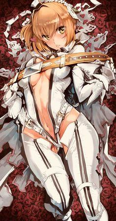 #お前が描いたfgo女子を見せろ #fgo #Fate #anime