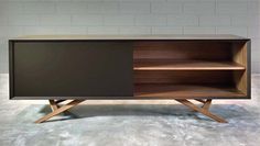 Media Cabinet — modern sideboard credenza storage usona