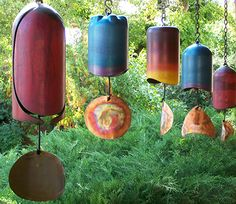 Garden Bells RECYCLE Pinterest Gardens and Leveon bell