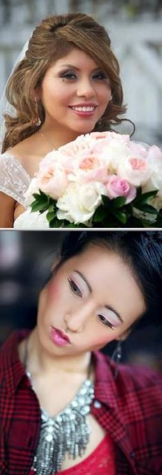 Jessica Yamron is a professional makeup artist for weddings, special events or even for just a simple night out in town. She is passionate about makeup and making people look beautiful.
