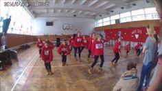 24. Finał WOŚP w ZSO2 Legionowo: Pokaz tańca dziewczyn z Brothers Dance Studio