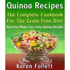 Quinoa Recipes/ free e book