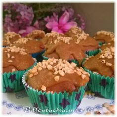 Pullantuoksuinen koti: Tuplasti paremmat kuppikakut eli Tuplamuffarit Chocolatebar muffins / cupcakes