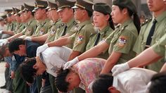 Казнь в Китае! Борьба с коррупцией не на словах